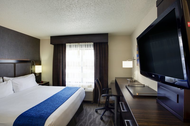 Holiday Inn Express Hotel & Suites Meadowlands Area Kameraanzicht