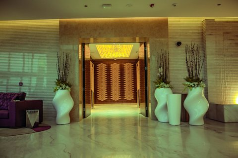 Kempinski Burj Rafal Hotel - Elevators