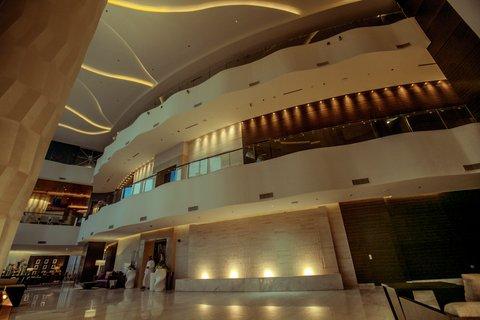 Kempinski Burj Rafal Hotel - Lobby