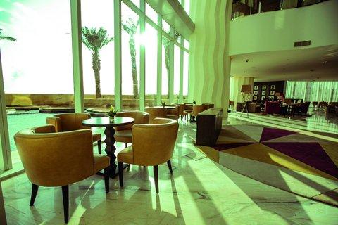 Kempinski Burj Rafal Hotel - Lobby Lounge