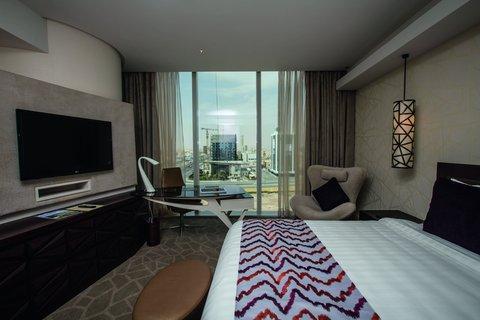 Kempinski Burj Rafal Hotel - Deluxe Room Print