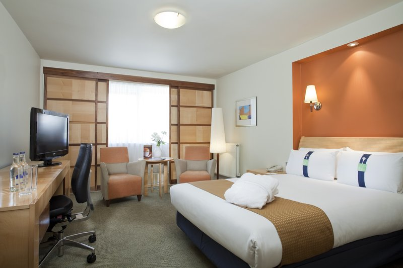 Holiday Inn Bristol-Filton Chambre