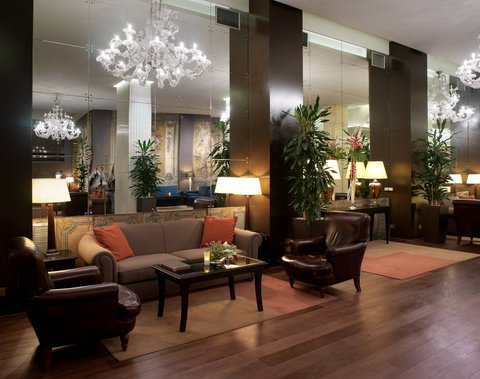 Hotel Bernini Bristol - Small Luxury Hotels of The World - Lobby
