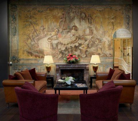 Hotel Bernini Bristol - Small Luxury Hotels of The World - Lounge