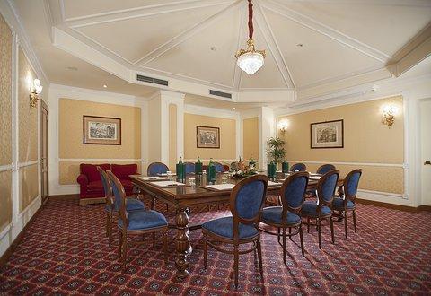 Hotel Bernini Bristol - Small Luxury Hotels of The World - Meeting Room Rubino