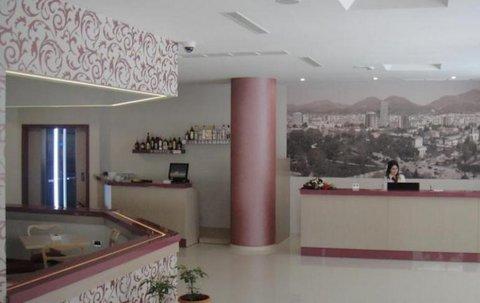 Sky 2 Hotel - Lobby