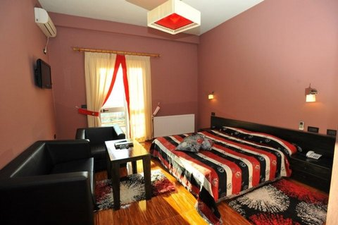Class Hotel - Guest Room