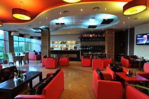Class Hotel - Lounge