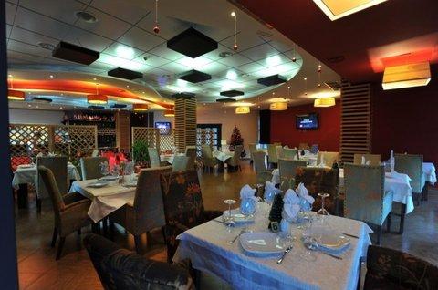 Class Hotel - Restaurant