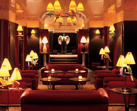 日内瓦香格里拉酒店及温泉 - Lobby