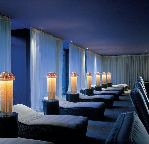 日内瓦香格里拉酒店及温泉 - Spa - Relaxation Room