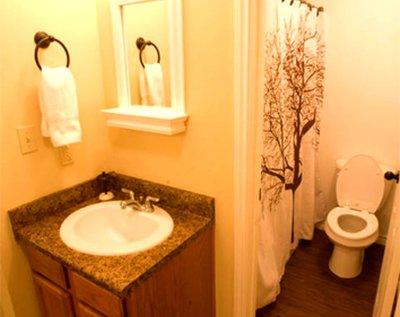 Shelby Energy Lodge - Bathroom