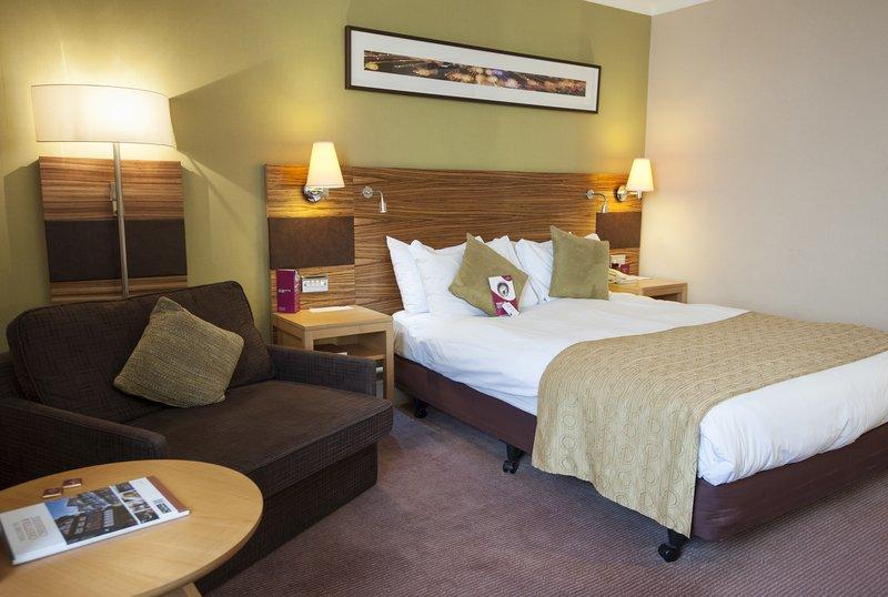Crowne Plaza Hotel Chester Chambre