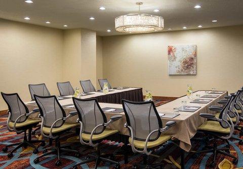 Westin City Center - Normandy Meeting Room   U-Shape Setup