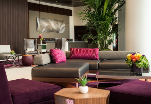 Residence Inn Los Angeles L.A. LIVE - Lobby Lounge