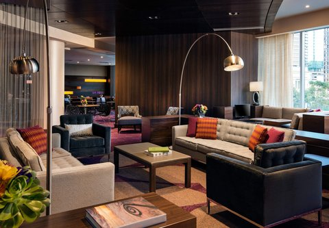 Residence Inn Los Angeles L.A. LIVE - RI Lounge