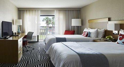 Wyndham Orlando Resort International Drive Kameraanzicht