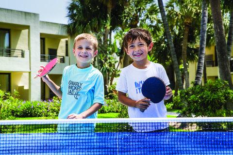 Hyatt Regency Pier Sixty-Six - FTLHP P199 Lifestyle Outdoor Ping Pong