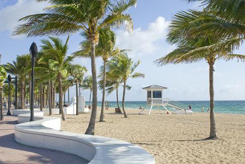 Hyatt Regency Pier Sixty-Six - FTLHP P162 Fort Lauderdale Beach Wall
