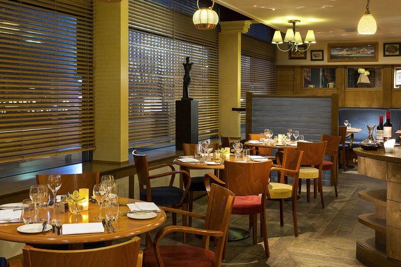 Holiday Inn Amsterdam Gastronomy