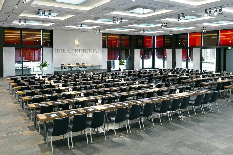 Hotel InterContinental Berlin Sala de reunião