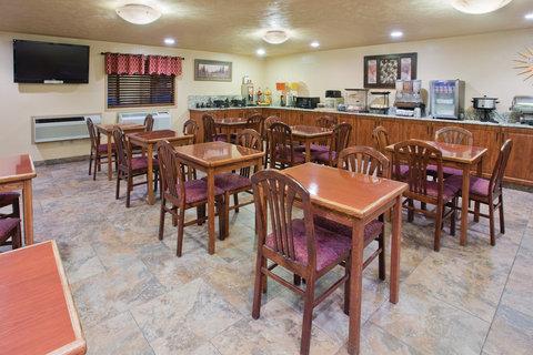 La Quinta Inn Walla Walla - Breakfast Area