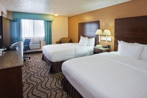 La Quinta Inn Walla Walla - ADA Accessible Two Queen Rooms