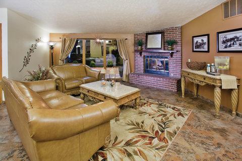 La Quinta Inn Walla Walla - Lobby