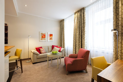 Kastens Hotel Luisenhof - Apartment Suite at Kastens Hotel Luisenhof Hanover