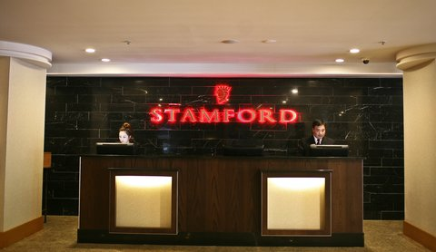 Stamford Plaza Adelaide - Reception Desk