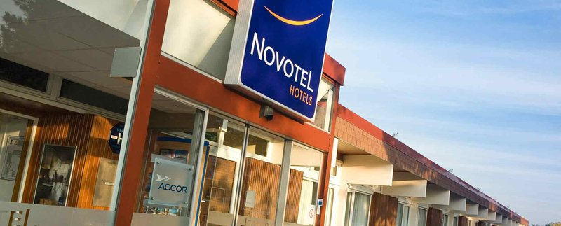Novotel Colmar Außenansicht