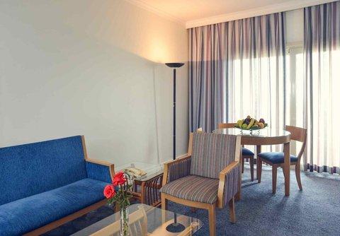Mercure Ismailia Forsan Island Hotel - Guest Room