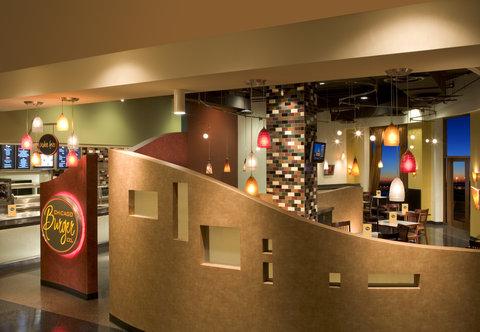 Sheraton Grand Chicago Hotel - Chicago Burger Company
