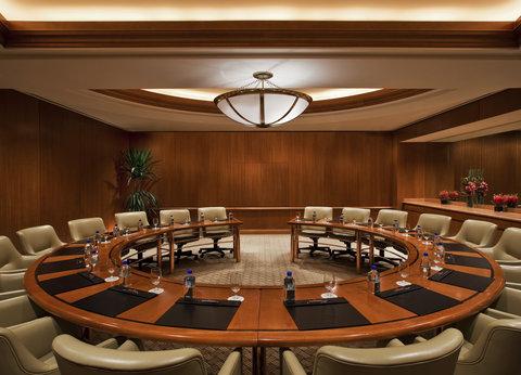 Sheraton Grand Chicago Hotel - Lincoln Boardroom