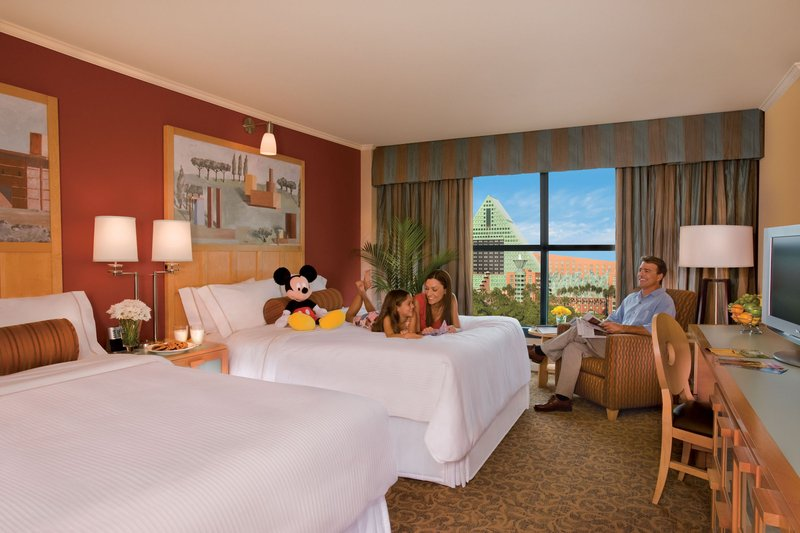 Walt Disney World Swan Pokoj