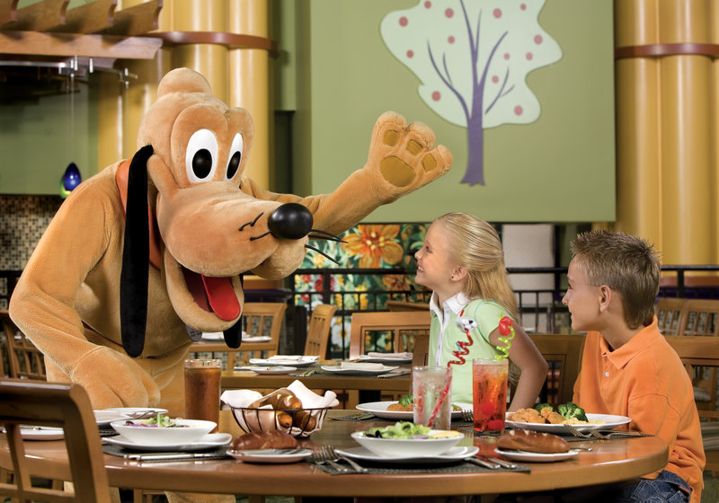 Walt Disney World Swan Gastronomie
