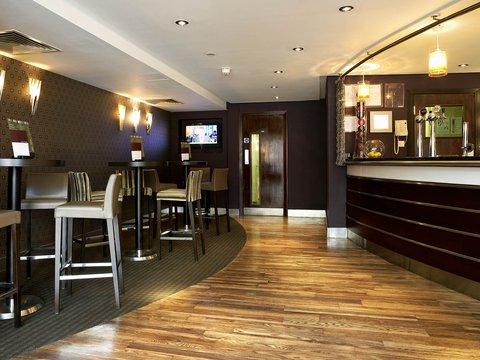 Mercure Bristol Brigstow Hotel - Interior