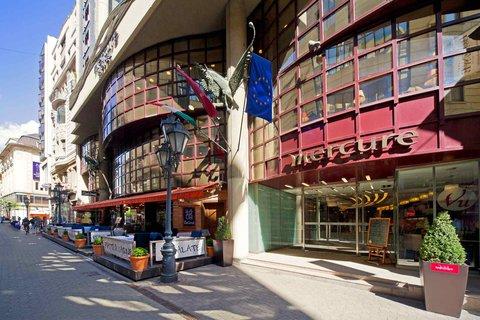 メルキュール・ブダペスト・シティ・センター・ホテル - Exterior