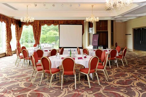 Mercure Aberdeen Ardoe House Hotel and Spa - Meeting Room