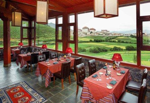 Songtsam Retreat at Shangri la MGallery Collection - Restaurant