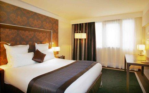 Hôtel Mercure Bordeaux Centre Gare Saint Jean - Guest Room