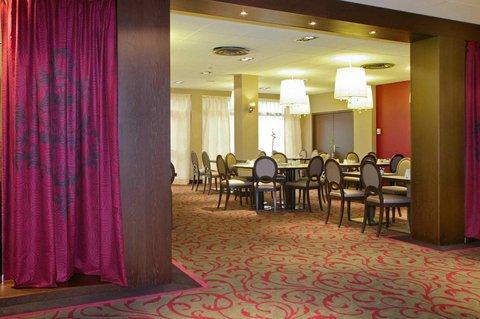 Hôtel Mercure Bordeaux Centre Gare Saint Jean - Restaurant