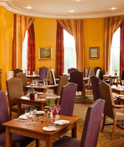 Mercure Gloucester Bowden Hall Hotel - Restaurant