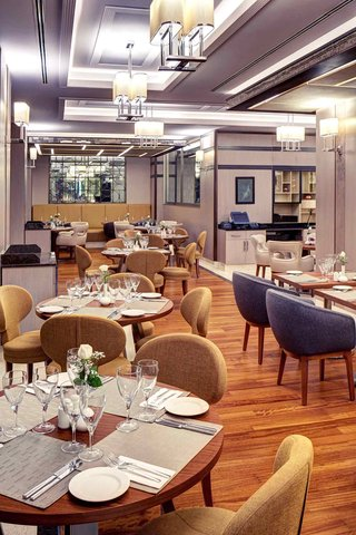 ميركيور اسطنبول تقسيم - Restaurant