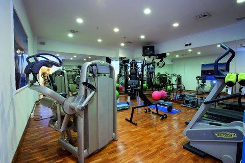 Hotel Bernini Bristol - Small Luxury Hotels of The World - Fitness