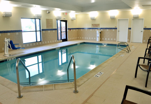 TownePlace Suites Cheyenne - Indoor Pool