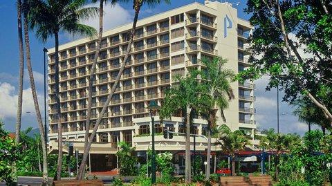 Pacific International Hotel - Exterior