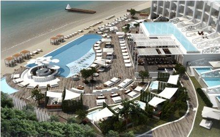 Nikki Beach Resort and Spa - Nikki Beach Beach Club Nikki Beach Pool Bar