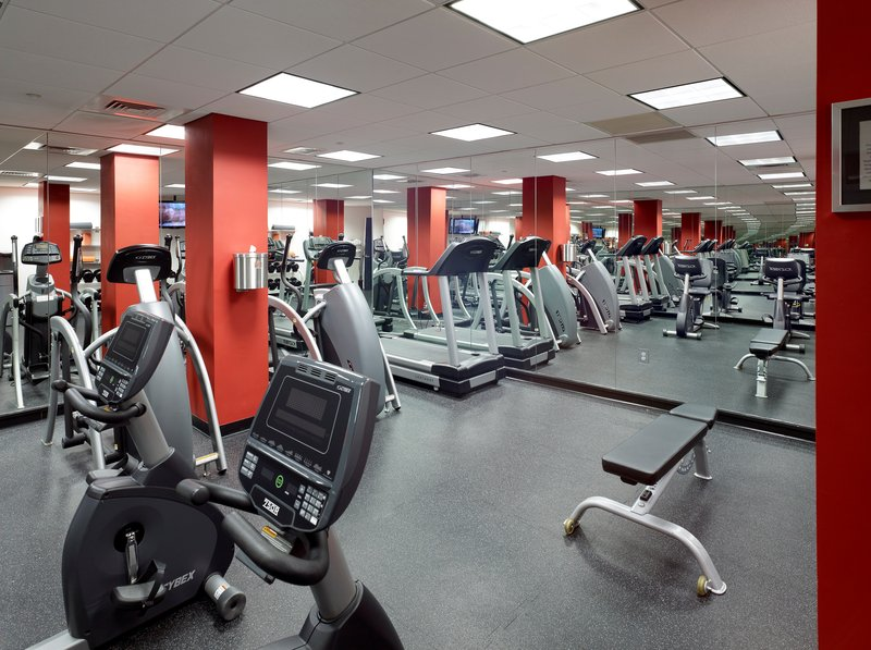 Club Quarters in Boston Fitness Club