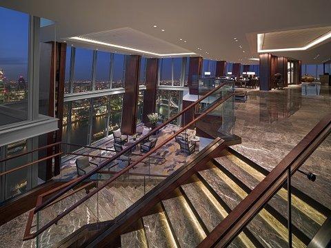 فندق شانغريلا في ذا شارد، لندن - Lobby